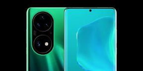 Дизайн флагманского Huawei P50 Pro показали на качественных изображениях