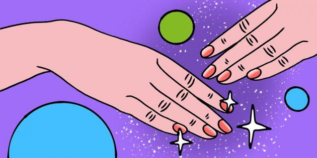 Модель рук