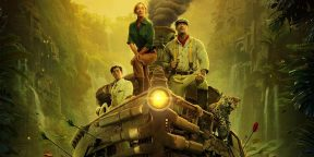 Disney выпустила новый трейлер «Круиза по джунглям» с Дуэйном Джонсоном