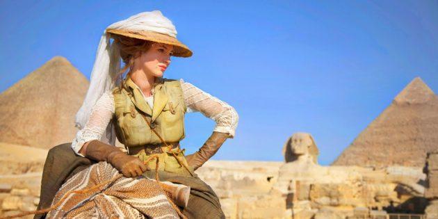 Фильмы про мумий: «Необычайные приключения Адель»