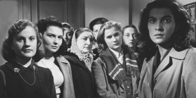 Лучшие итальянские фильмы: «Рим в 11 часов»