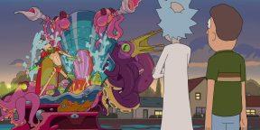 Вышел третий трейлер пятого сезона «Рика и Морти»