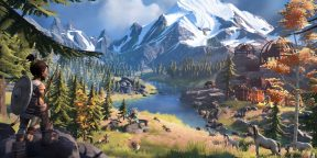Epic Games Store раздаёт приключение с открытым миром Pine