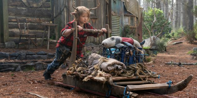Кадр из сериала «Sweet Tooth: Мальчик с оленьими рогами»