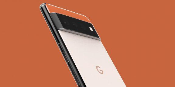 Рендеры Google Pixel 6 и Pixel 6 Pro демонстрируют необычный дизайн смартфонов