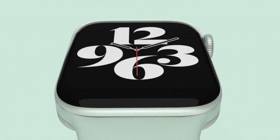 В Сети появились качественные рендеры Apple Watch 7