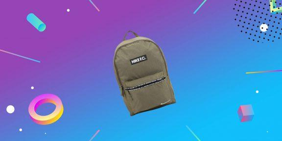 Выгодно: рюкзак из футбольной коллекции Nike со скидкой 20%