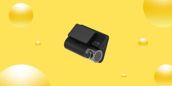 Надо брать: видеорегистратор 70mai Dash Cam A800S всего за 8 990 рублей