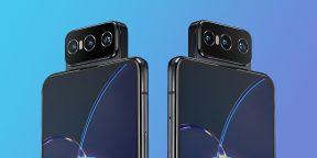 Флагманы ASUS ZenFone 8 и ZenFone 8 Flip рассекретили до анонса