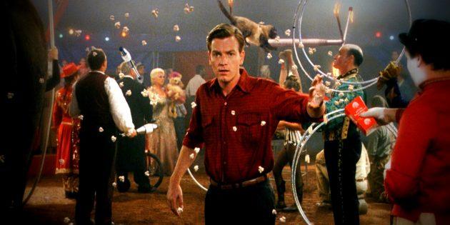 Фильмы про цирк: «Крупная рыба»