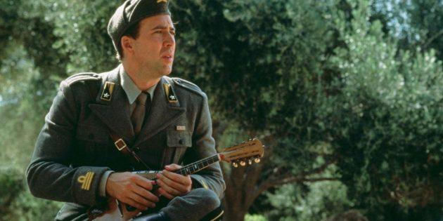 Фильмы про Грецию: «Выбор капитана Корелли»