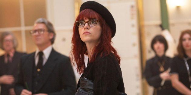 Эмма Стоун. Кадр из фильма «Круэлла».