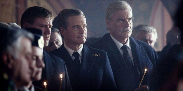 Фильмы про подводные лодки: «Курск»