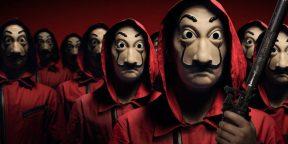 Netflix раскрыл сроки выхода пятого сезона «Бумажного дома»