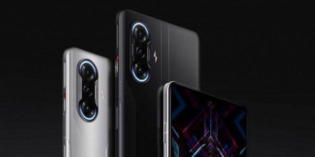 Новые смартфоны 2021: Xiaomi Redmi K40Gaming Edition