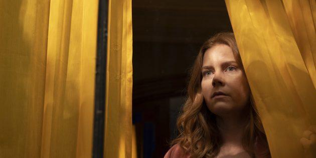 Кадр из фильма «Женщина в окне»