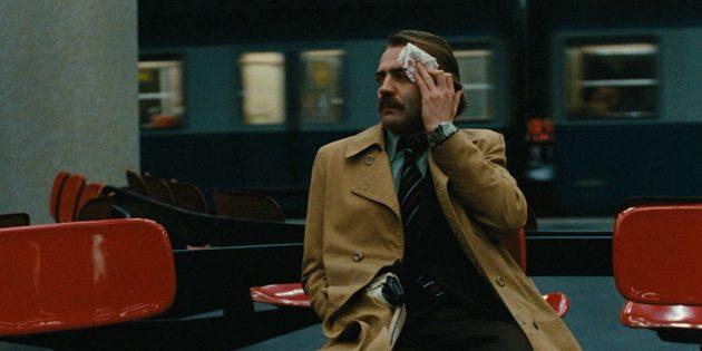 Кадр из фильма про наёмных убийц «Американский друг»
