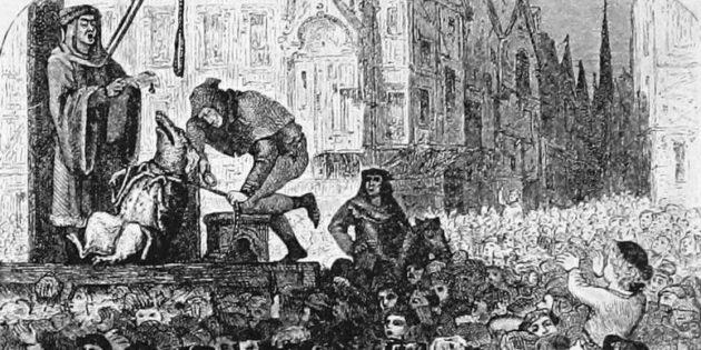 Безумные исторические факты: в средневековой Европе судили животных