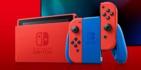 Nintendo планирует выпустить новую модель Switch с OLED-дисплеем уже осенью