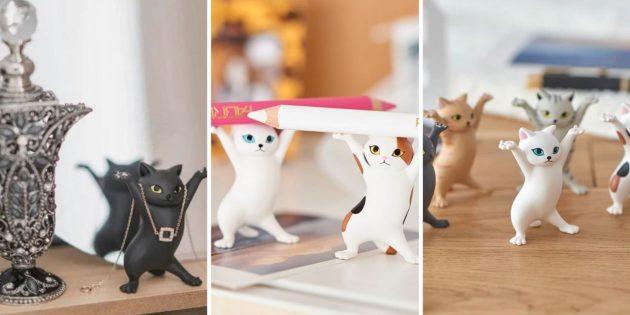 Подставка-кот