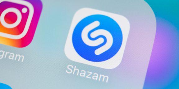 Как с помощью Shazam узнать название песни, которая играет на вашем iPhone
