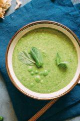 Одолела жара? Просто приготовьте эти освежающие холодные супы