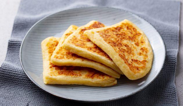 Вместо обычного хлеба: запечённые картофельные сконы