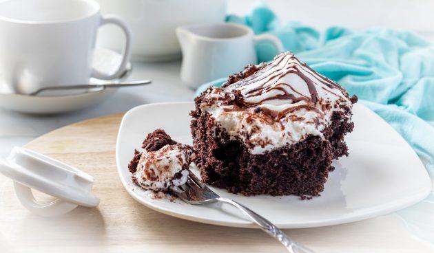 Необычный пирог «Грязь Миссисипи»