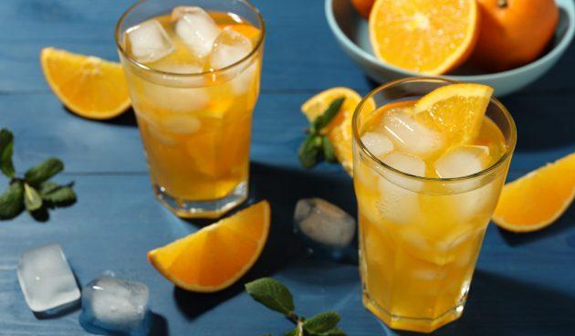 Апельсиновый напиток