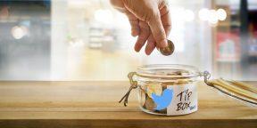 Twitter запускает донаты для поддержки авторов