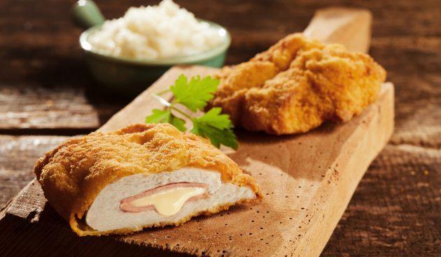 Кордон блю из курицы