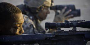 10 жёстких и напряжённых фильмов про снайперов