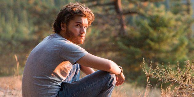 Кадр из фильма про горы «В диких условиях»