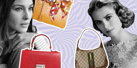 5 сумок, названных в честь известных женщин