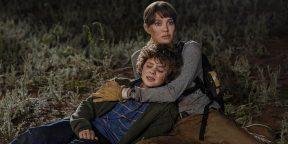 В триллере «Те, кто желает мне смерти» Джоли борется с ПТСР и огнём. И это интересно
