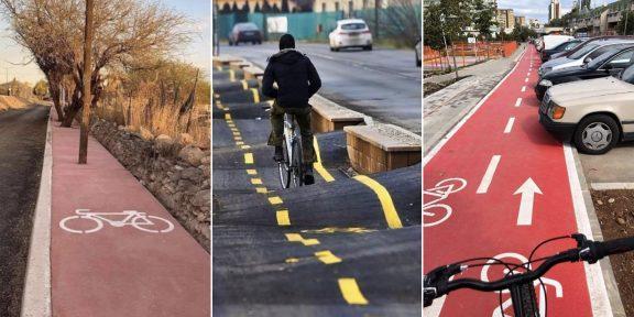 Лучше пешком: 12 примеров ужасных велосипедных дорожек