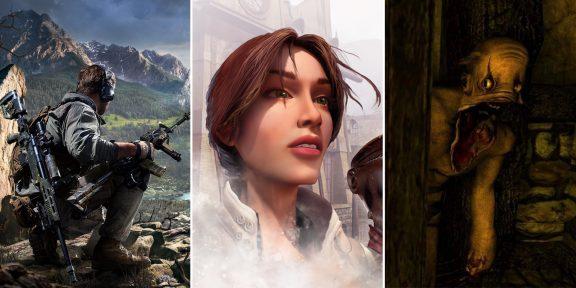 В Steam стартовали скидки на серии Sniper, Amnesia, Titan Quest и другие хиты
