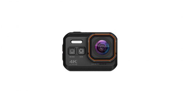 Экшен-камера Quick Win