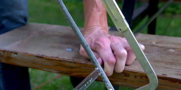 Как сделать фонтан своими руками: распилите трубку