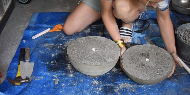 Как сделать фонтан своими руками: обрежьте излишки труб