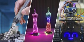 10 DIY-наборов с AliExpress для тех, кто любит мастерить необычные штуки