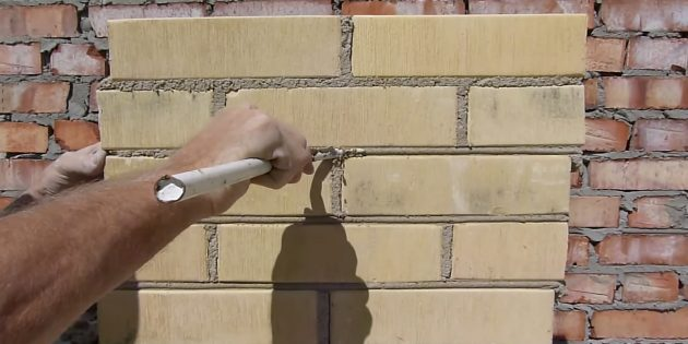 Как сделать мангал из кирпича своими руками: не забывайте оформлять швы