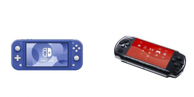 Портативная игровая консоль