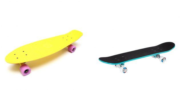 Что подарить мальчику на день рождения на 10лет: скейтборд