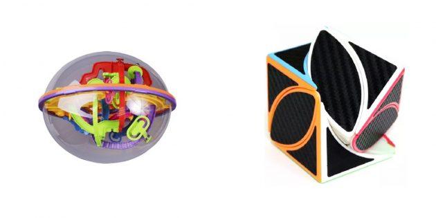 Что подарить мальчику на день рождения на 10лет: головоломка