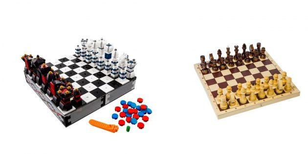 Что подарить мальчику на день рождения на 10лет: шахматы