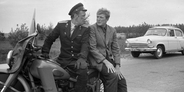 Лучшие фильмы Эльдара Рязанова: «Берегись автомобиля»