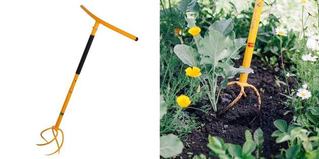Товары для сада: ручной культиватор Tornadica