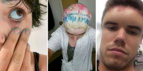 Сам себе стилист: 12 фото неудачных попыток покрасить волосы самостоятельно