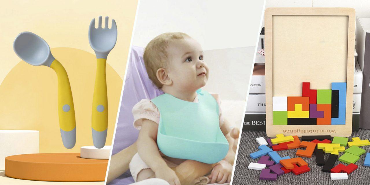 14 популярных детских товаров с AliExpress